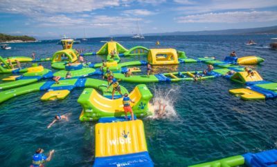 Floating Water Park Scheduled to Open on Grapevine Lake June 16