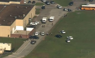 Suspect in Custody Following Shooting Incident at Santa Fe High School