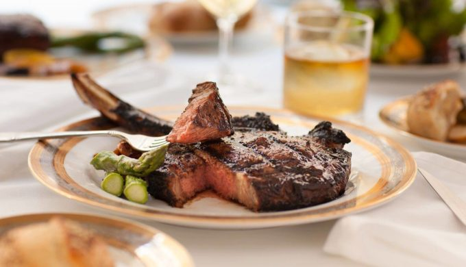 Take Dad Out to a Texas Hill Country Steakhouse for Father's Day
