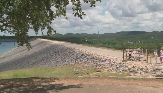 Scenic Canyon Lake Dam Walkway Closed Due to Safety Concerns Causing Public Outcry