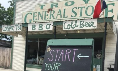 Troy General Store is Practically the 'Cheers' of Central Texas