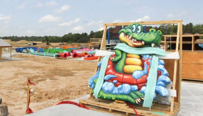 Grand Texas Opening Adventure and Water Parks in New Caney June 29