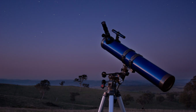 May's Sky Shows Include Shooting Stars and Alien Eclipses Visible from the Texas Hill Country
