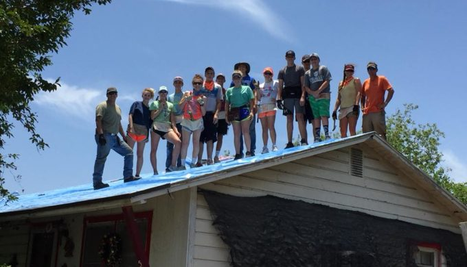 Sea City Work Camp Helps Texas Teen Give Back to the Corpus Christi Area