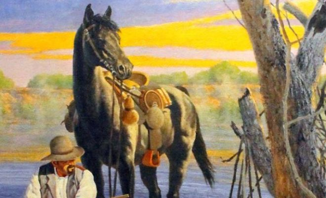 'The Life & Times of Charles Goodnight': A Unique Exhibition Deep in the Art of Texas