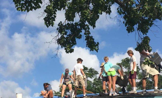 Sea City Work Camp Helps Texas Teen Give Back to the Corpus Christi Area