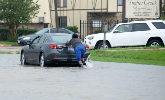 Parts of South Texas Still Recovering From Harvey Get Flooded in Slow-Moving Storm