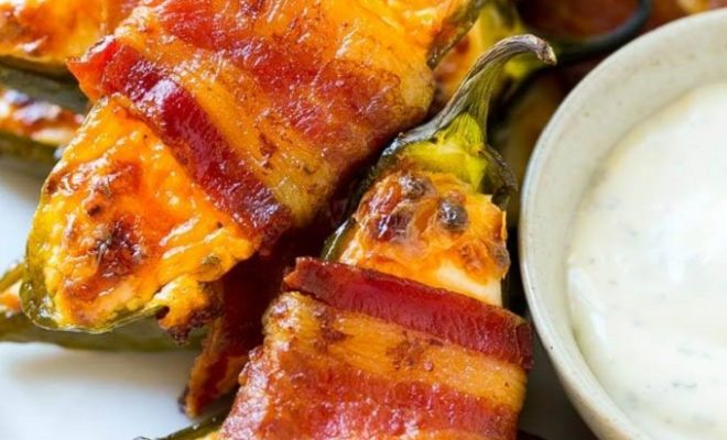 A Bacon-Wrapped Jalapeno Popper – Because You Can, That's Why!