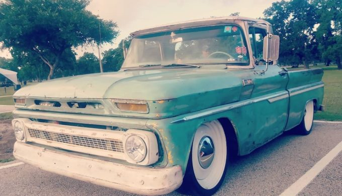 Classic Trucks that Classy Texans Are Putting Back on the Road