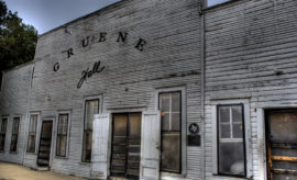 Two-Stepping Across Texas: The Role of Historic Dance Halls in Having Fun