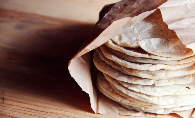 Making Fresh Corn Tortillas: Suerte Goes Through Over 2,300 Each Day