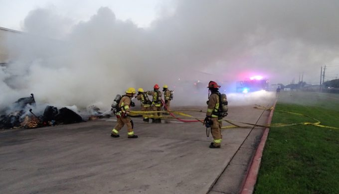 Spontaneous Combustion of Tortilla Chips Results in 2 Texas Hill Country Fires
