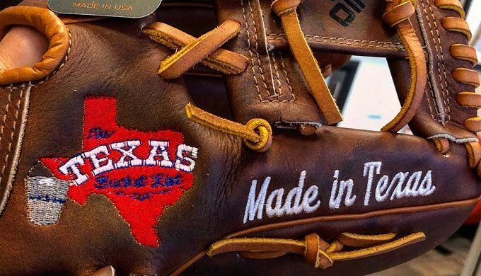 This Texas Town has One of the Last Baseball Glove Factories in America