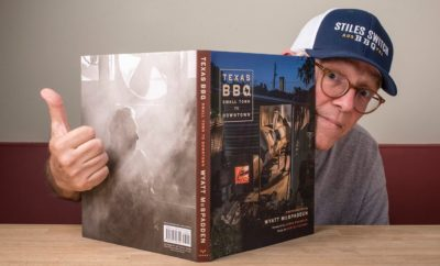 'Texas BBQ: Small Town to Downtown' is the Book Signing Texas Foodies Can't Miss