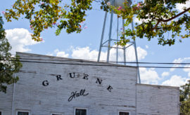 Gruene Named One of Most Charming Small Towns in America