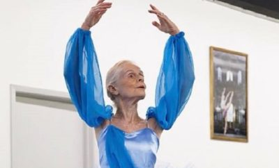 Never Too Late: This Texas Ballerina Continues to Amaze Crowds at 78