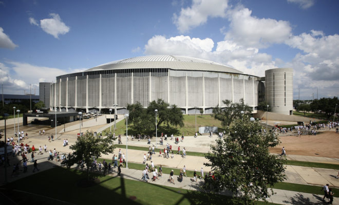 Astrodome Renovation Plan Approved: Historic Sports Venue is On the Rise…Literally