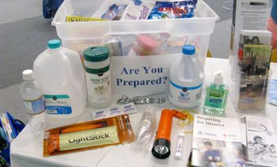 Disaster Preparation - Are You Prepared?