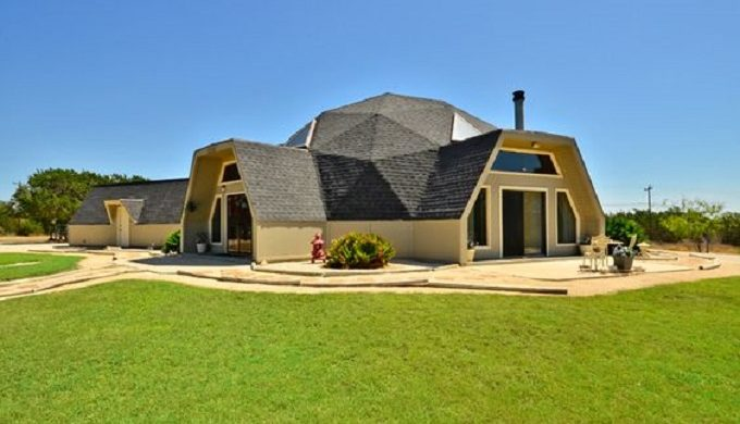 It's Hip to Be Square, Unless You Want a Dome Home in Texas