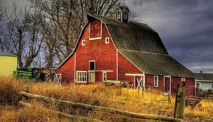 beautiful barns to behold