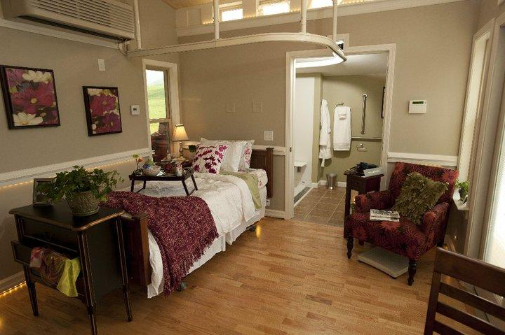 Medcottage Living Room