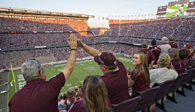 Forbes Names Texas A&M M.V.P. of U.S. College Football Programs