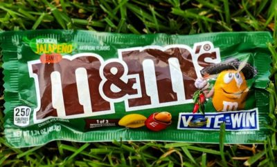 You Can Now Vote for New M&M's Flavors: Where's My 'I Voted' Sticker?