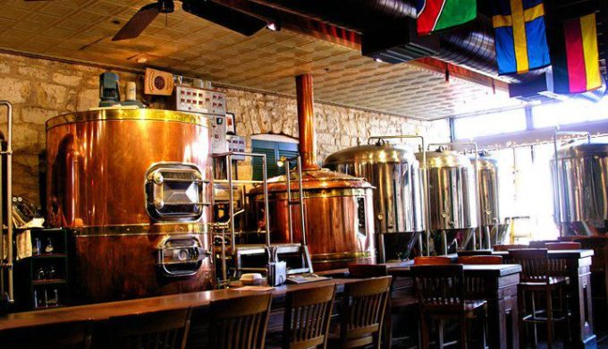 Beer Run: A Cross-Section of the Texas Hill Country Beer Trail