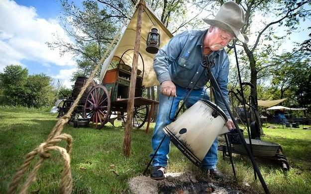 The Chuck Wagon: More Than 150 Years of Forging Friendships Over Food
