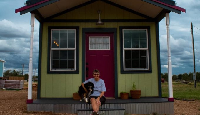 How the Tiny House Movement is Saving the Town of Spur, Texas