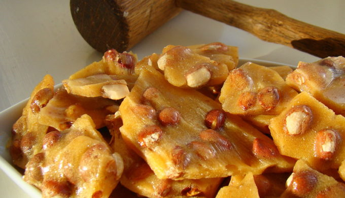 Peanut Brittle is the Christmas Treat that Delights Even the Biggest Grinch