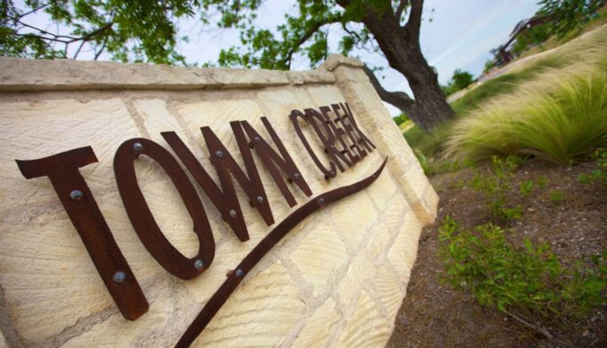 Town Creek New Braunfels