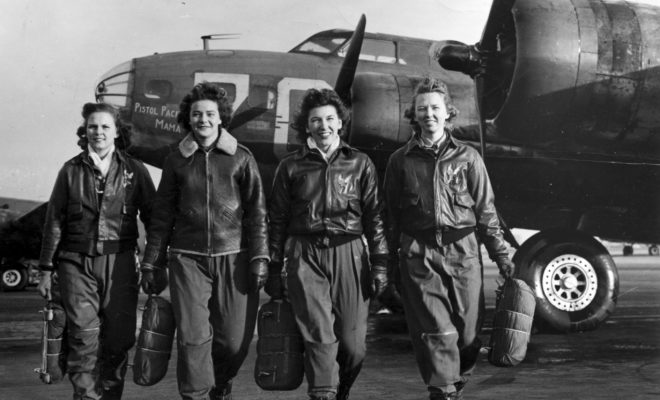 WASPs in West Texas: The World War II Contribution of Women Pilots