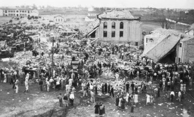 Why Natural Gas Stinks: New London, Texas, School Explosion of 1937