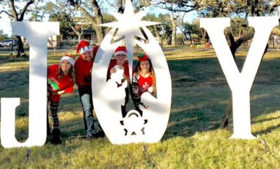 Boerne Family Competing on TV Show 'The Great Christmas Light Fight'