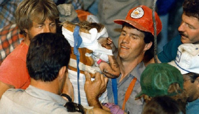 'Baby Jessica' Three Decades Afterward:  Honorary Goddaughter of So Many Americans
