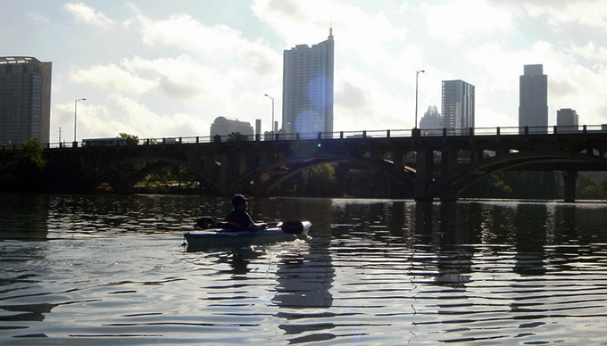 4 Great Places to Paddle in the Hill Country