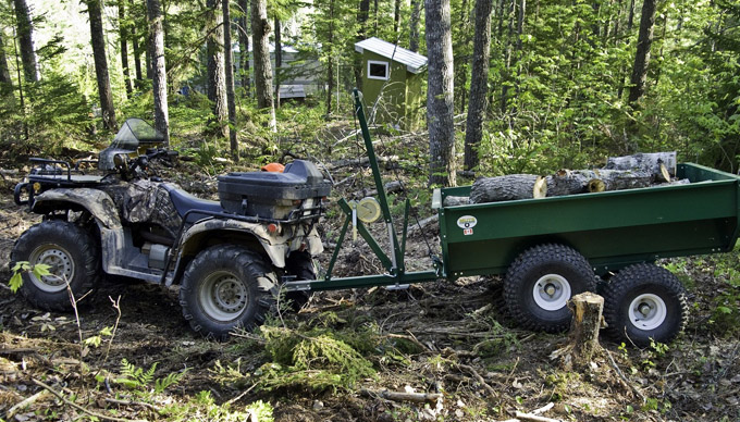 4 Upgrades to Get the Most Out of Your 4-Wheeler