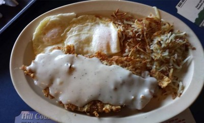 5 Hill Country Hotspots to Get a True to Texas Chicken Fried Steak