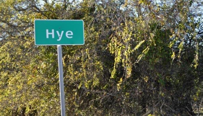 5 Reasons to Say 'Hi' to Hye, Texas