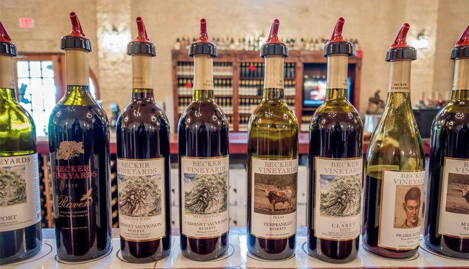 5 Winning Wines to Drink in the Hill Country