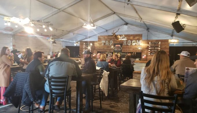 Craft Your San Antonio Rodeo Visit: Inside the H-E-B Craft Beer Tap Room