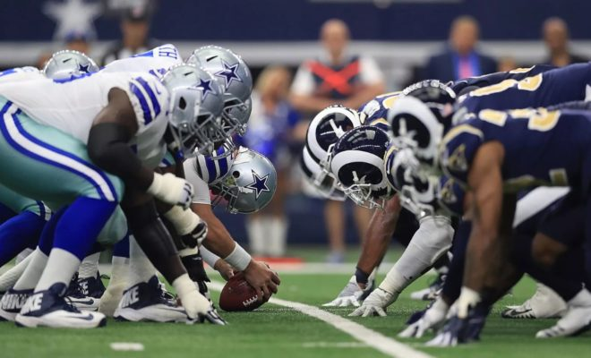 The Dallas Cowboys Will Face Off with The Rams in Hawaii