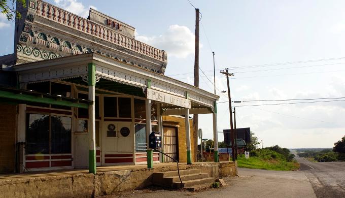 Hye Post Office