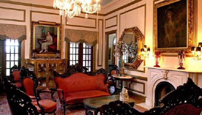 Supernatural Spinster Sisters Still Reside at Berclair Mansion?