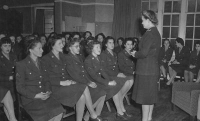 The First Female Army Colonel was Texan Oveta Culp Hobby