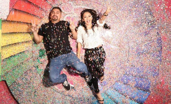 Candytopia is the Sweet Dallas Art Exhibit for Candy Lovers