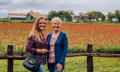 The Largest Wildflower Farm in the U.S. is in Texas and it's Breathtaking