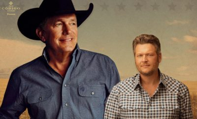 George Strait & Blake Shelton's Funny Promo Video for Upcoming Concert