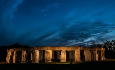 Eight Wonder of the World: Stonehenge II In The Texas Hill Country
